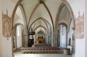 Schwerte - Innenraum St. Victor Kirche