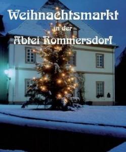 Weihnachtsmarkt Abtei Rommersdorf