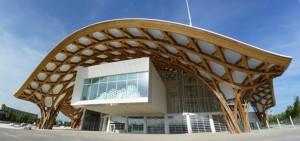 Metz - Le Centre Pompidou